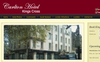 Carlton Hotel Kings Cross London