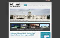 Almanii Bed & Breakfast Accommodation Dublin Ireland